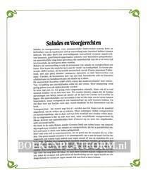 Salades en Voorgerechten