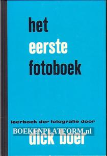 Het eerste fotoboek
