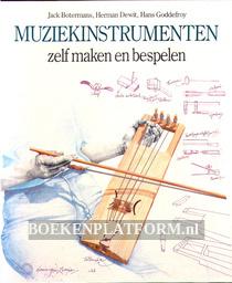 Muziekinstrumenten zelf maken en bespelen