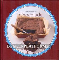 40 Recepten voor chocolade