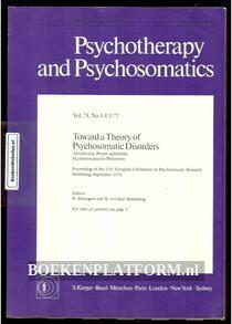 Psychotherapy and Psychosomatics 1977