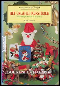 Het creatief kerstboek