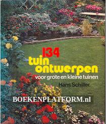 134 Tuinontwerpen voor grote en kleine tuinen