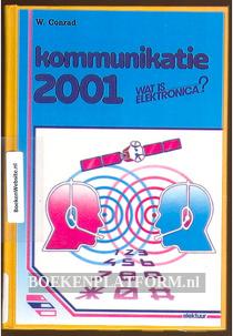 Kommunikatie 2001