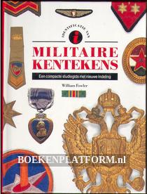 Identificatie van militaire kentekens