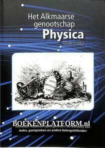Het Alkmaarse genootschap Physica sinds 1782