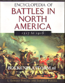 Encyclopedia of Battles in North America