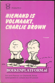 1409 Niemand is volmaakt, Charlie Brown