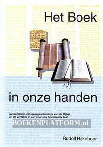 Het Boek in onze handen