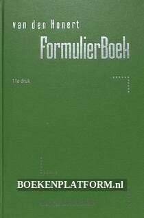 Van den Honert Formulieren-boek