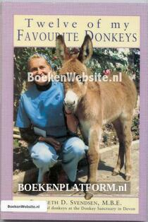 Twelve of my Favourite Donkeys