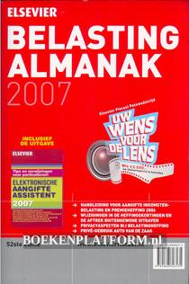 Belasting Almanak 2007