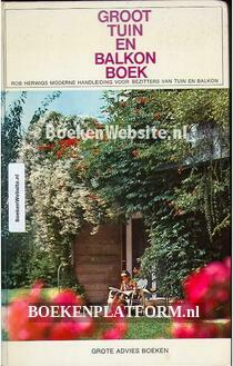 Groot tuin en balkon boek