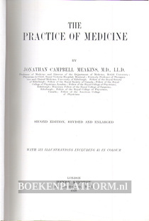 The Practise of Medicine