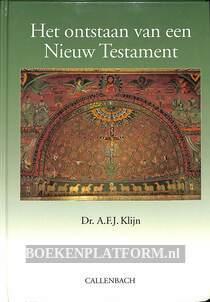 Het ontstaan van een Nieuw Testament