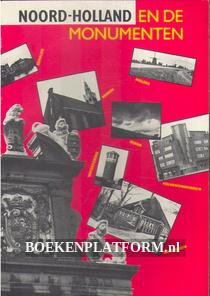 Noord Holland en de monumenten