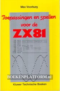 Toepassingen en spellen voor de ZX81