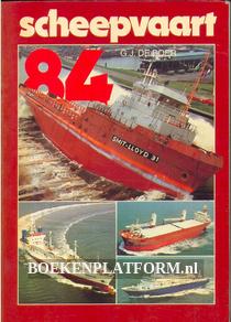Scheepvaart 84