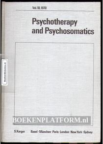 Psychotherapy and Psychosomatics 1970