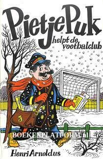 Pietje Puk helpt de voetbalclub