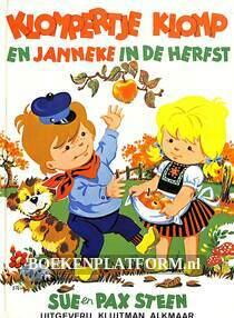 Klompertje Klomp en Janneke in de herfst