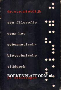 Een filosofie voor het cybernetischbiotechnische tijdperk