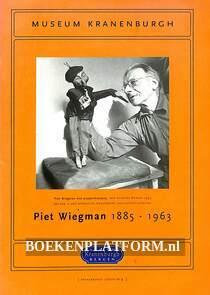Piet Wiegman 1885-1963