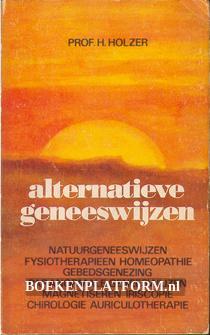 Alternatieve geneeswijzen