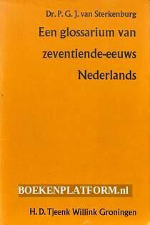 Een glossarium van zeventiende-eeuws Nederlands