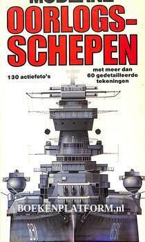 Moderne oorlogsschepen