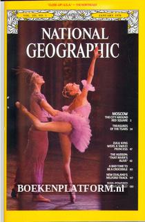 National Geografic Society 1978 ingebonden