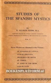 Studies of the Spanish Mystics 1