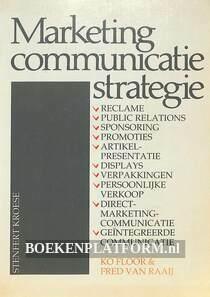 Marketing-communicatie-strategie