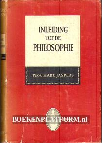 Inleiding tot de Philosophie