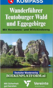 Wanderführer Teutoburger Wald und Eggegebirge