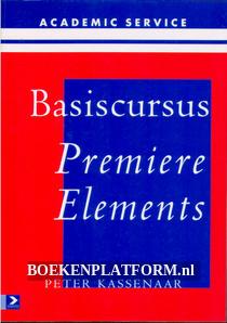 Basiscursus Premiere Elements