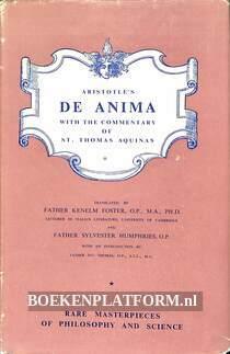 Aristotle's De Anima