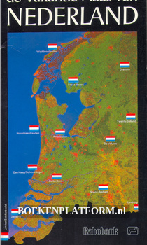 De vakantie-atlas van Nederland