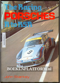 The Racing Porsches R to RSR