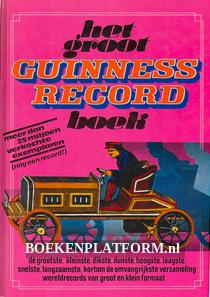 Het Groot Guiness Record Boek