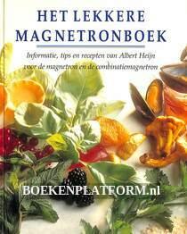 Het lekkere magnetronboek