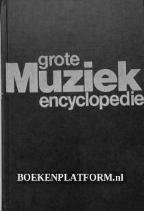 Grote Muziekencyclopedie