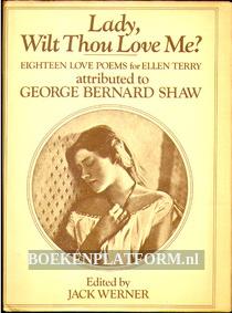 Lady, Wilt Thou Love Me?