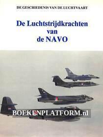 De Luchtstrijd-krachten van de NAVO