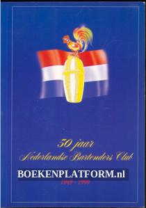 50 jaar Nederlandse Bartenders Club