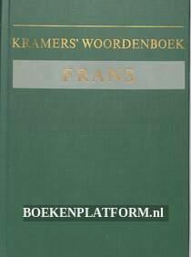Kramer's woordenboek Frans