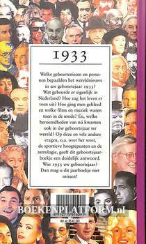 1933 Uw geboortejaar