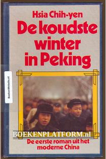 De koudste winter in Peking