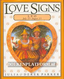 Love Signs Leo