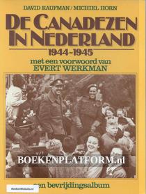 De Canadezen in Nederland 1944-1945